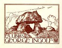 George Ingolf Bookplate