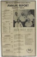 Annual Report, 1984-1985