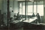 Daily Iowan newspaper office, The University of Iowa, January 1924
