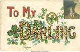 """To my darling,"" 1900s"