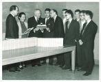 Presenting Chinese books, The University of Iowa, 1960s