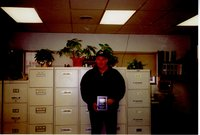 2001 - Dennis Petersen is named Cooperator of the Year