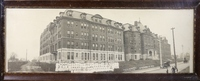 1914 Mercy Hospital Graduating Class and Student Nurses