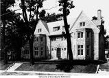 Delta Zeta Sorority house, Iowa City, Iowa, 1929