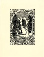 Cynthia Winifred Gregory Bookplate