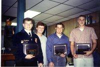 Future Farmers of America awards