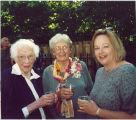 Louise Noun, Elaine Szymoniak and daughter Kathy, Iowa, 1999