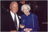 Louise Noun and Bill Knapp, November 1998