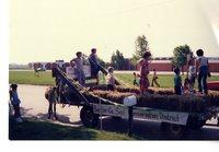 Benton Co Soil Conservation District Float