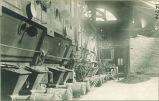 Mechanical engineering machinery, The University of Iowa, 1920s