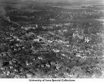 Business district, Iowa City, Iowa, 1923