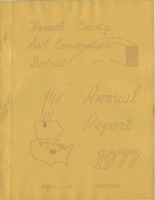 1977 Kossuth County Soil and Water Conservation District Annual Report