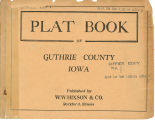 Plat book of Guthrie County, Iowa