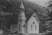 First Methodist Episcopal Church in Clayton, Iowa -1914