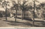 University Avenue, L. B. Kirkpatrick Residence