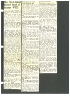 1959 - Local of Beaman news,