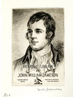 John William Jameson Bookplate