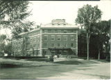 Currier Hall, The University of Iowa, 1940
