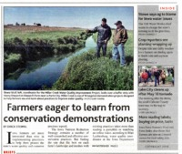 Conservation Demonstrations for Farmers