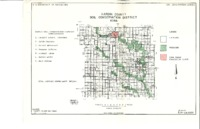 Hardin County Soil Conservation District Map