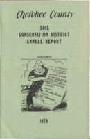 Cherokee County Soil Conservation District Annual Report - 1979