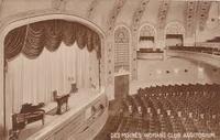 0108. Des Moines Women's Club Minutes, 1914-1917