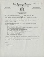 Iowa Legislative Act (Senate File 382, 1987) enacted for a name modification.