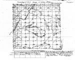 Iowa land survey map of t079n, r042w