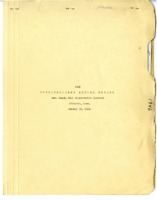 Cass County Soil Conservation District Annual Report - 1946