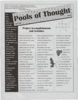 Pools of Thought - 1996.