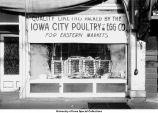 Iowa City Poultry and Egg Company, Iowa City, Iowa, December 16, 1927