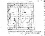 Iowa land survey map of t093n, r043w