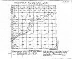Iowa land survey map of t097n, r042w