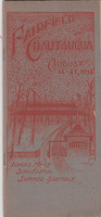 1913 Fairfield Chautauqua program