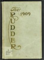 1909 Buena Vista University Yearbook