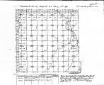 Iowa land survey map of t093n, r041w