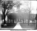 Old Capitol, The University of Iowa, 1909