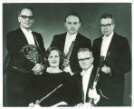 Iowa Woodwind Quintet, The University of Iowa, March 27, 1968