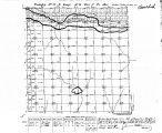 Iowa land survey map of t078n, r013w