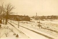 Industrial Area & Railroad