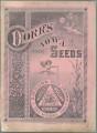 Dorr's Iowa Seeds 1882