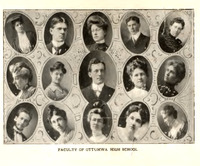 Ottumwa High School 1903 Yearbook