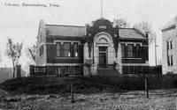 Emmetsburg Public Library, Emmetsburg, Iowa