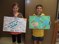 Henry County Soil and Water Conservation District Poster Contest, 2012