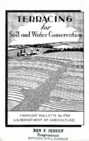 0107. Terracing for Soil and Water Conservation 1938