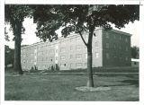 Parklawn Apartments, the University of Iowa, 1955
