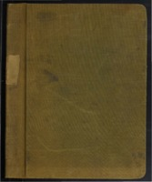1941- 1943 Drainage Study Reports Journal
