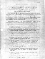 Iowa County Soil Conservation District Commissioner meeting minutes, 1945-1960