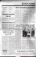 Black Hawk County News