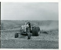 Seedbed preparation for improved pasture land, 1970